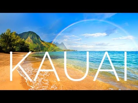 The best of Kauai, Hawaii / DJI Mavic Pro drone footage