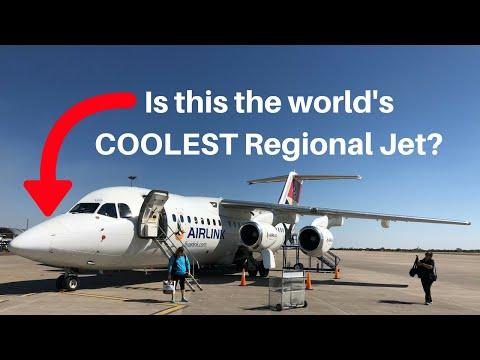 AirLink Avro RJ85 Economy Class