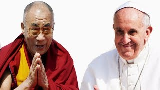 The Dalai Lama vs. Pope Francis on Immigration!!!