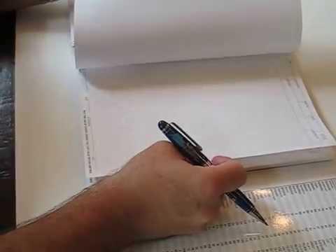 barbakam carbonless lab notebook for chemistry