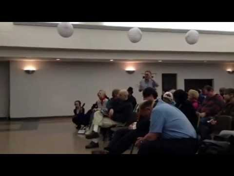 Contentious Roosevelt Island Public Safety Meeting (Part 2)