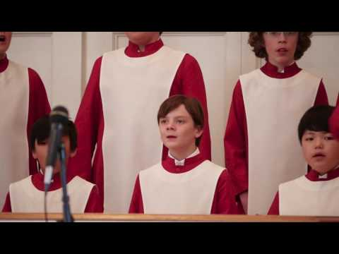 North Carolina Boys Choir Spring 2016