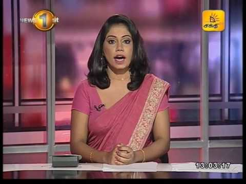 News 1st Lunch time Shakthi TV 1PM 26th May 2017
