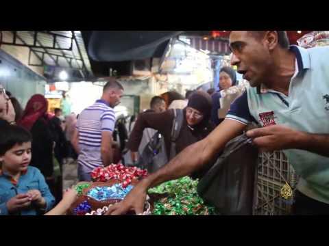 استعدادات المقدسيين لعيد الفطر  - نشر قبل 44 دقيقة