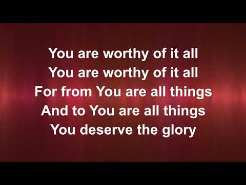 Worthy Of It All - Worship Lyric Videos (Preview)