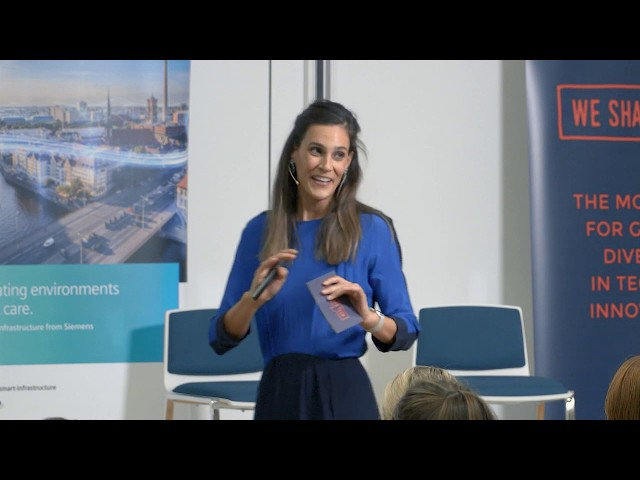 Part 3 | Petra Ehmann from Google and WE SHAPE TECH | WE SHAPE TECH role models event