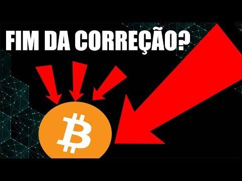 Acabou A Correção Do Bitcoin - Minha Visão Explicada!