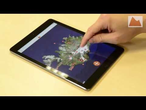 myVolcano App | Free from the British Geological Survey and Smithsonian Institution