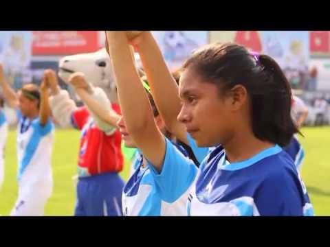 VIDEO: CEI (XELA)  Sub Campeón XXIV Campeonato Mundial Escolar.