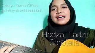 Cover Sholawat Hayyul Hadi Rahayu Kurnia