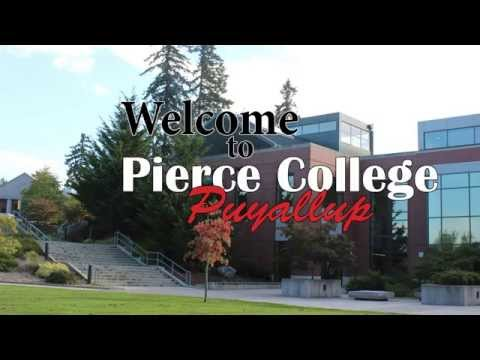 Pierce College Puyallup Tour 2015
