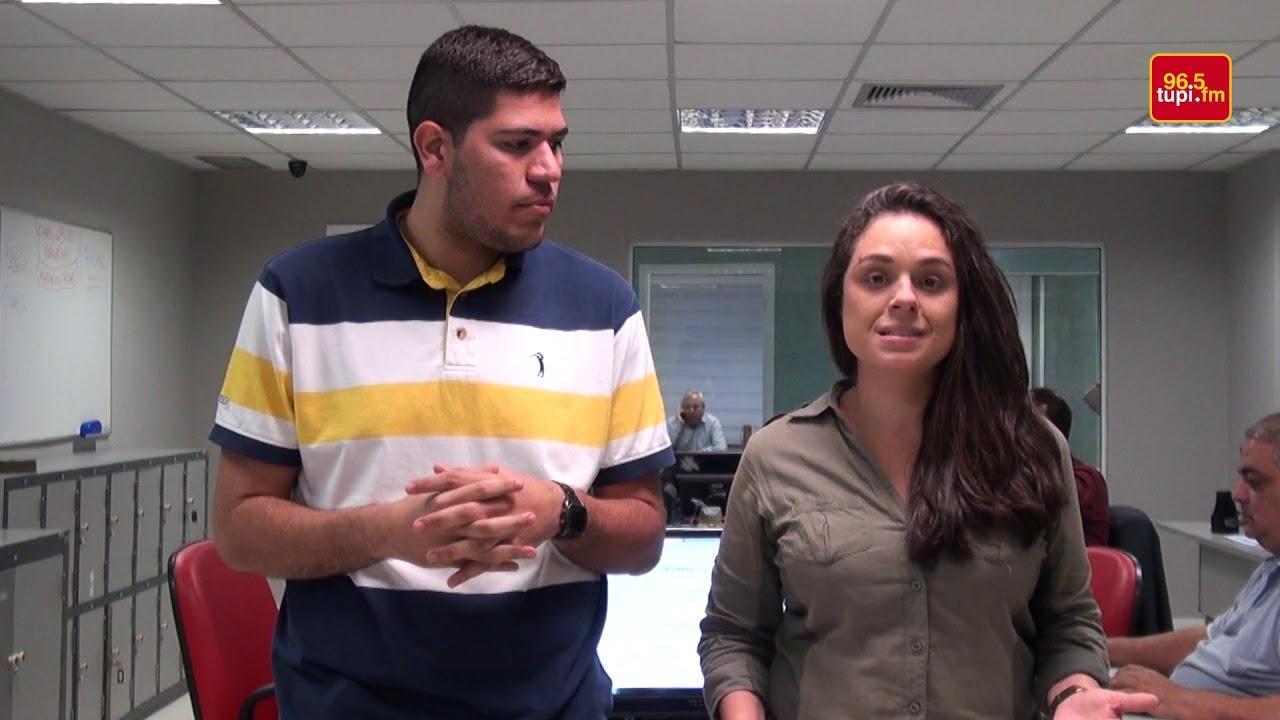 Tupi Online: As notícias desta segunda-feira com Pedro Leite e  Diana Rogers