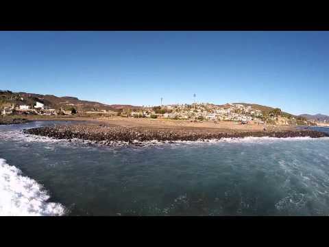 San Miguel Surfing In Ensenada Mexico