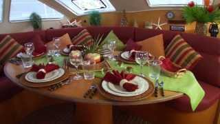 Caribbean Catamaran Charters for Great Family Fun Sailing Charter Vacations.