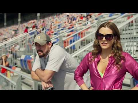 Nascar Drivers Expose Secrets To The Logan Lucky Movie Youtube
