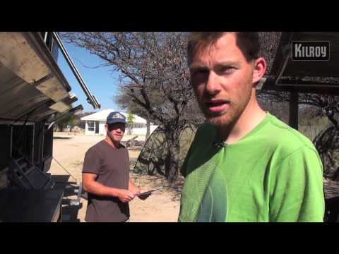 Africa - This is my Drifters overland adventure