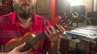 Learn to play Eleanor Rigby on the Ukulele