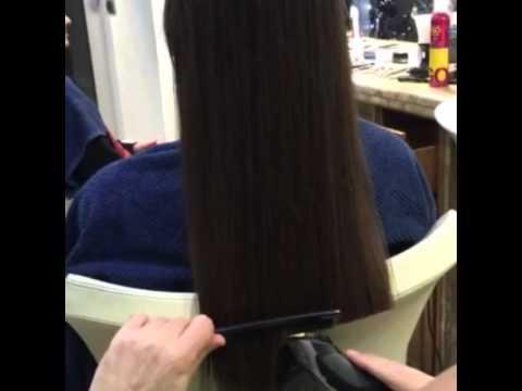 Tutorial taglio capelli con rasoio