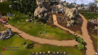 The Settlers 7 Video Review