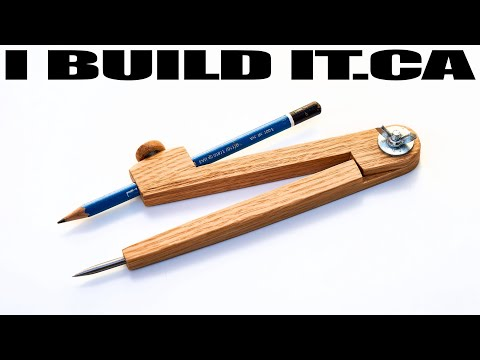 How To Make A Wooden Compass