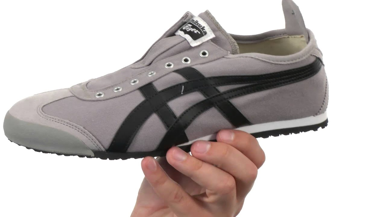 big sale cb06c dad95 Onitsuka Tiger Mexico 66® Slip-On | Zappos.com