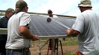 Building Community Solar