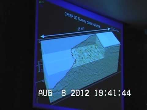 National Science Foundation DEIR Public Hearing 08/08/12