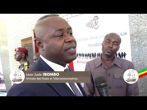 TELE CONGO - Partenaire des journées nationales de reflexion sur la fibre optique