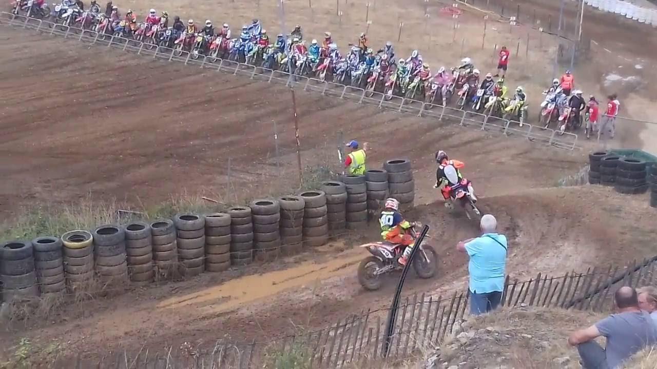 motocross thouars