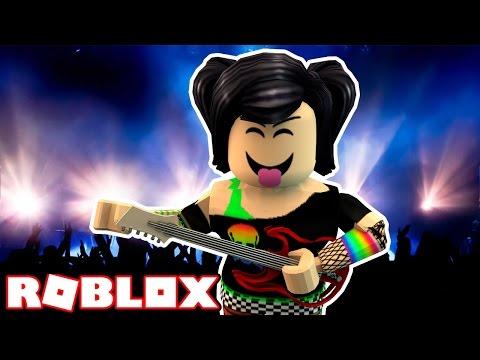 PUNK ROCK PRINCESS! | Roblox FASHION FRENZY! | Amy Lee33