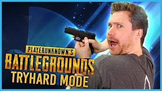 Player Unknown's BATTLEGROUNDS TRYHARD MODE - Livestream [25/05/2017]