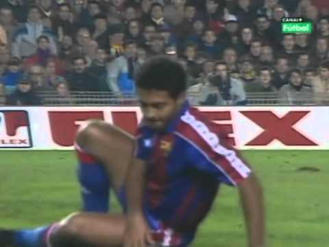 Romário vs. Real Madrid (Camp Nou, La liga 93-94)