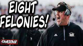 Coach Jason Brown From Last Chance U Charged With 8 Felonies!!!