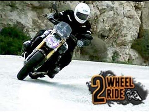 Παρουσίαση Test ride - BMW R1200R - Eκπομπή 2wRide@www.DotTV.gr