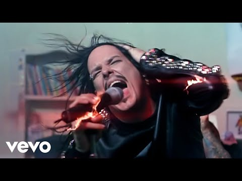 Korn - Falling Away from Me ( Video)