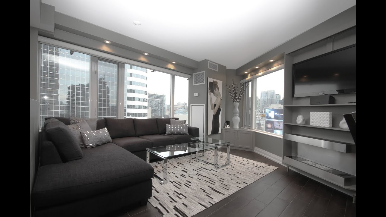 sold 2 bedroom condo for sale in downtown toronto youtube. Black Bedroom Furniture Sets. Home Design Ideas