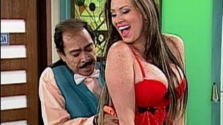 Repeat youtube video A Que Te Ríes - La malvada Sabrina y el pobre Navarrete