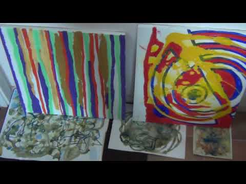 Video To Gali. My entertainment and art Studio in Sweden.