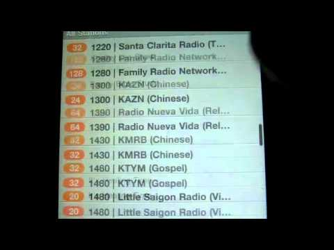 TuneIn Radio: App Review for Android & iPhone & iPad & iPod Touch Get your AM & FM Radio on