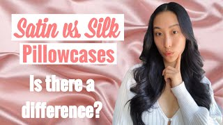 The TRUTH about satin pillowcases!!