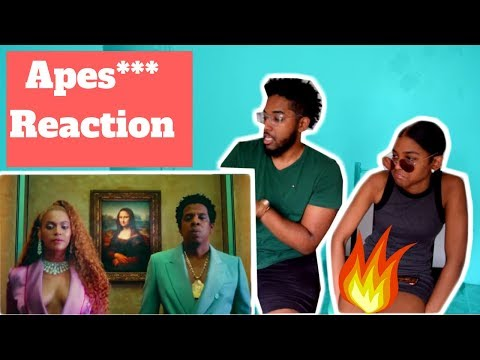 APES**T - THE CARTERS Reaction