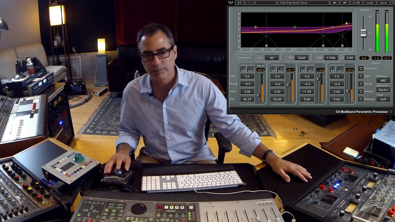 Top Mixing Engineer Tony Maserati on Multiband Compression for ...