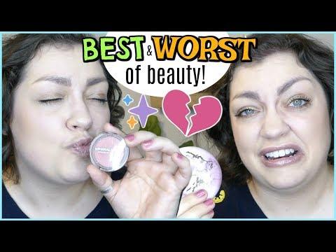 Best & Worst of Beauty: July '19