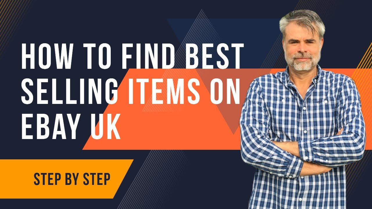 How To Find Best Selling Items On Ebay Uk 2020 Step By Step Youtube