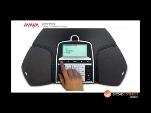 Avaya B179 SIP Conference Phone Features