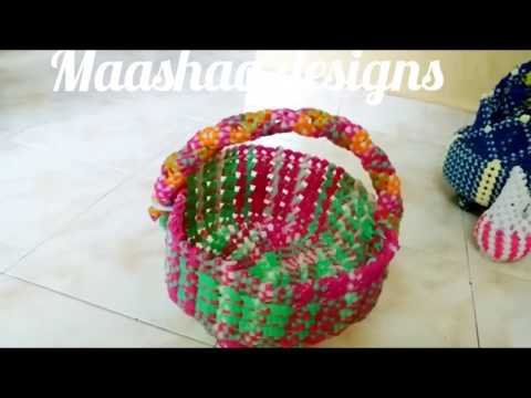 Biscuit Pooja kudai full clear video by Latha Tamil Vada Chennai( biscuit knot handle new model)