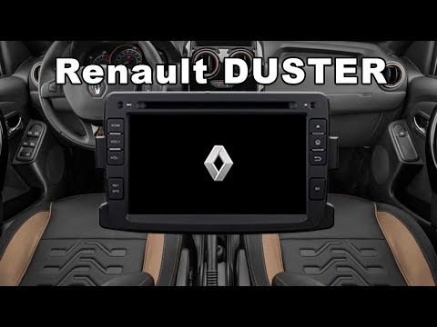 Магнитола для Renault Duster из Китая на Android #18