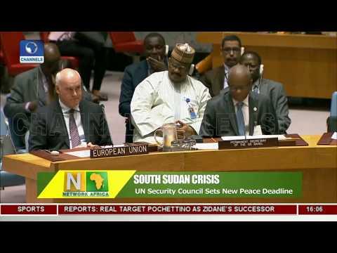 UN Security Council Sets New Peace Deadline | Network Africa |