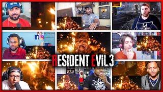 Resident Evil 3 Remake Nemesis Trailer Reactions Mashup