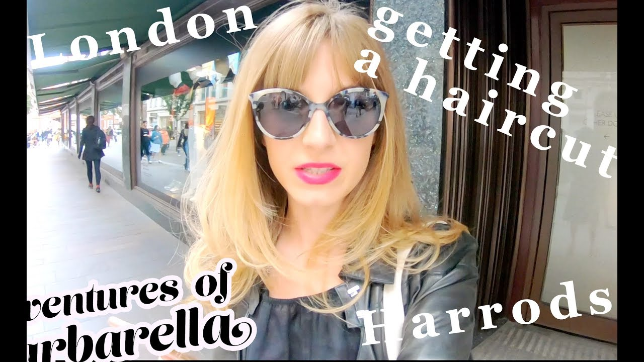 Vlog Girls Night Out And A Good Haircut Youtube
